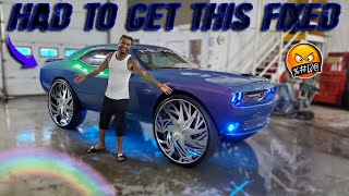 had-to-get-my-challenger-fixed-before-carshow