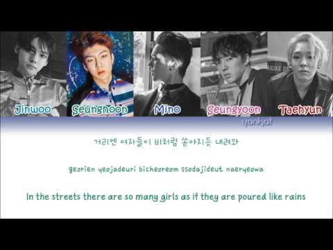 WINNER - Baby Baby (Color Coded Han|Rom|Eng Lyrics) | by Yankat