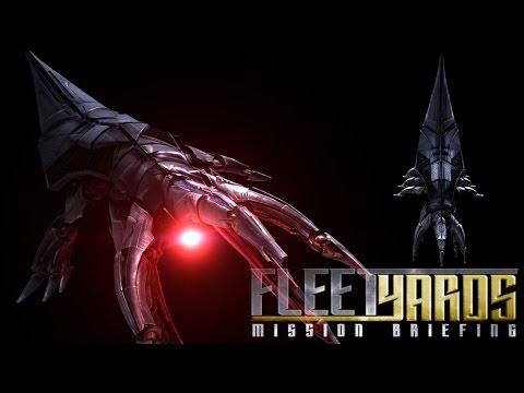 Sovereign Reaper (Mass Effect) - Fleetyards Mission Briefing