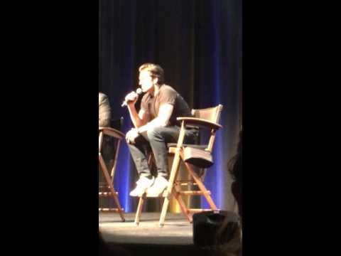 Sebastian Stan Panel - Wizard World Con Sacramento, CA - Full Panel