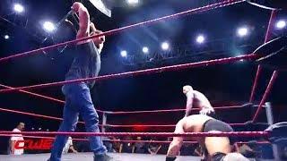The Shanky Singh Vs Crimson 'The Great Khali Help' (CWE) | Wrestling Reality