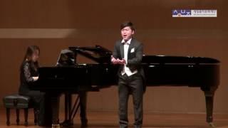 제9회 세일 한국가곡 콩쿠르 성악남자부문 - Tenor 박기훈