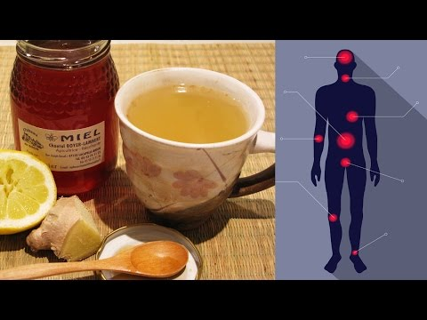 How to Make Cleansing Ginger Lemon Tea With Many Health Bene