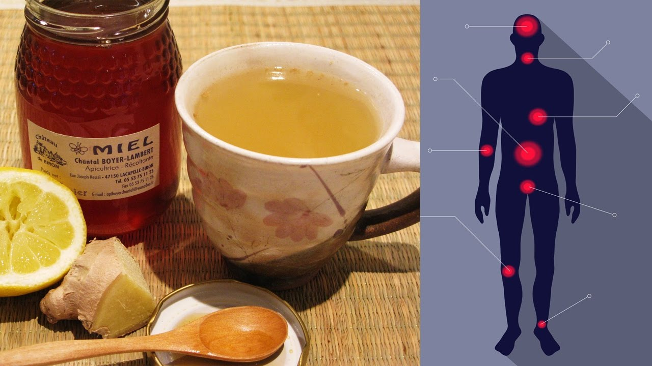 Ginger tea recipe and healthy properties of this drink 64