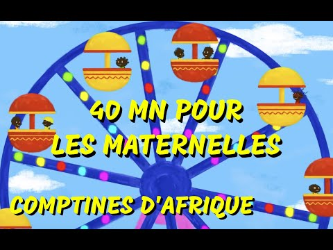 40 minutes of African Nursery Rhymes