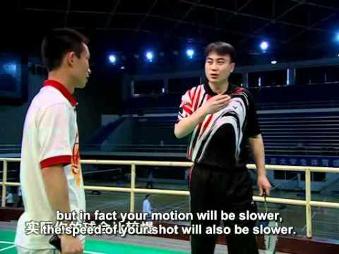 [Clip 6]Đánh trả đập cầu trái tay, phòng thủ trái tay