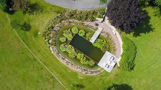 Natural Swimming Pond in Herefordshire