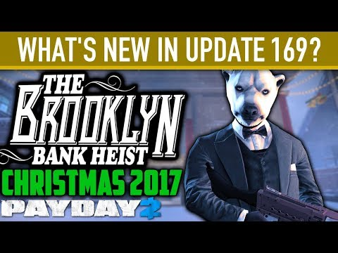 Download Youtube: What's new in Christmas 2017? [PAYDAY 2]