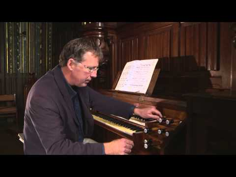 Widor: Master of the Organ Symphony (first 10 minutes)