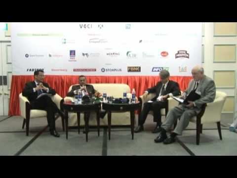 Private Equity Conferenc in Vietnam 2011 VTS 02 1