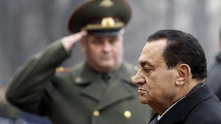 حسني مبارك الرئيس المكابر حتى النهاية