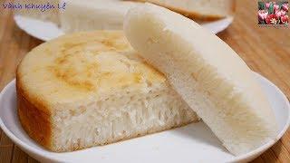 BÁNH BÒ HẤP và NƯỚNG - Cách làm Bánh Bò không Trứng chắc chắn thành công by Vanh Khuyen
