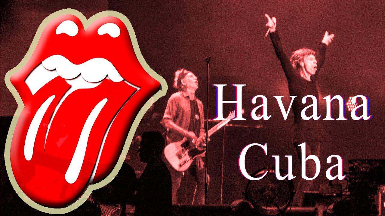 Rolling Stones Kuba Live
