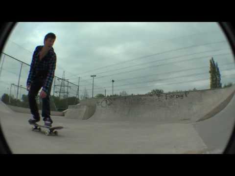 Tom Steele Fs Flip Tail