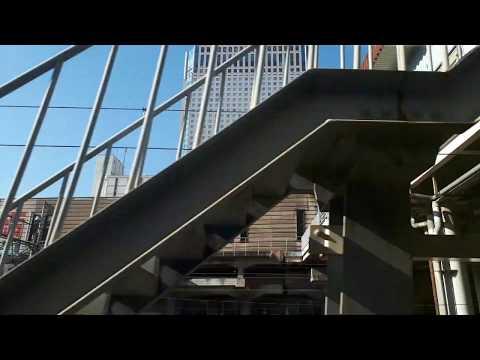 なんとなく車窓から:JR山手線内回り進行方向左側:五反田~品川