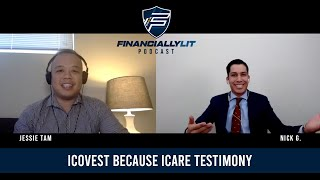 Welcome Jessie Tam! iCovest Because iCare Testimony