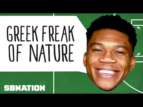 How Giannis Antetokounmpo dominates without a jump shot