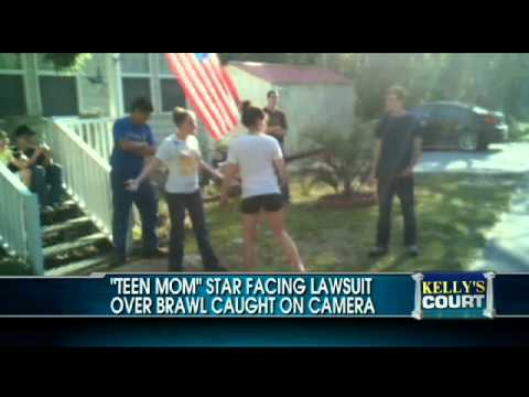 'Teen Mom' Facing Charges Over Brawl Caught on Video