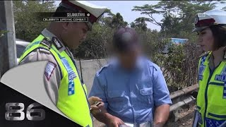 Download Video 86 Takut Ditilang, Polisi Kejar Taksi Ugal Ugalan di Tol Jagorawi - Bripda Putri Cikita MP3 3GP MP4