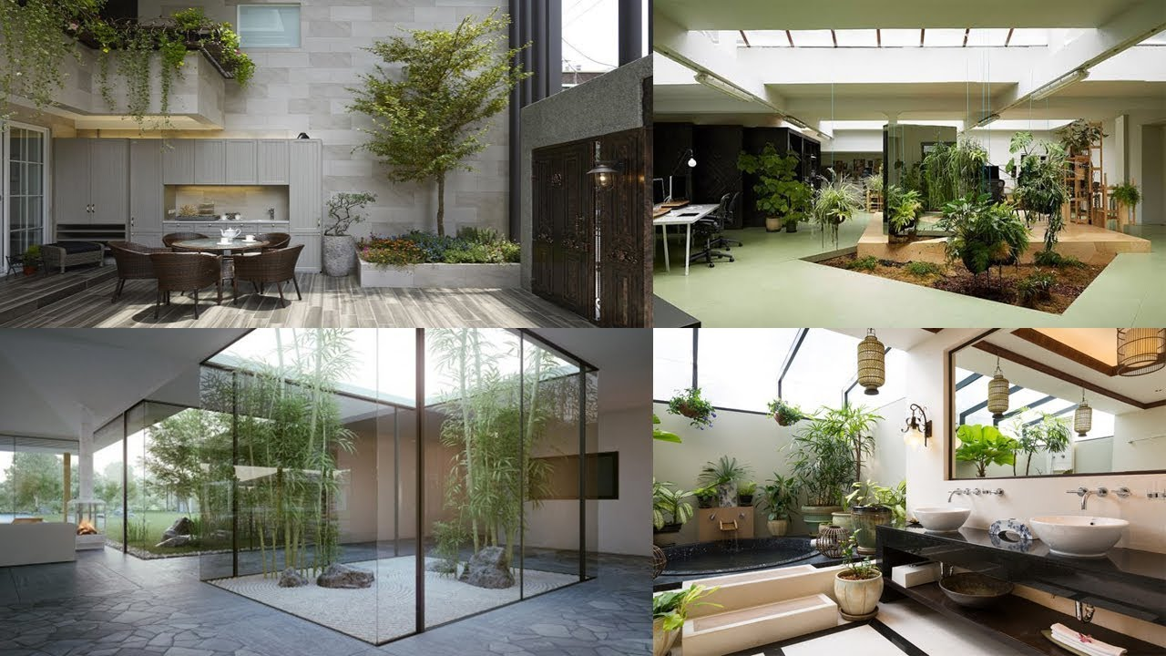 10 Best Indoor Garden Design Ideas  Indoor Garden For Small Space