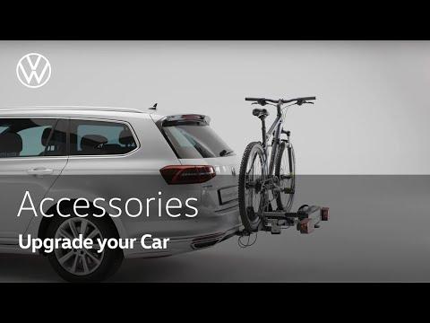 Volkswagen Genuine Parts: Bicycle Carriers | Volkswagen