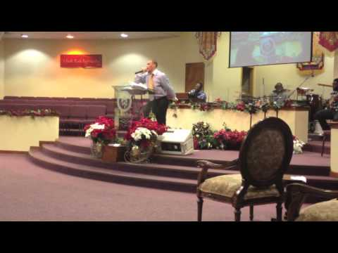 Evangelist Tyquan Sparks-Power Of The Anointing