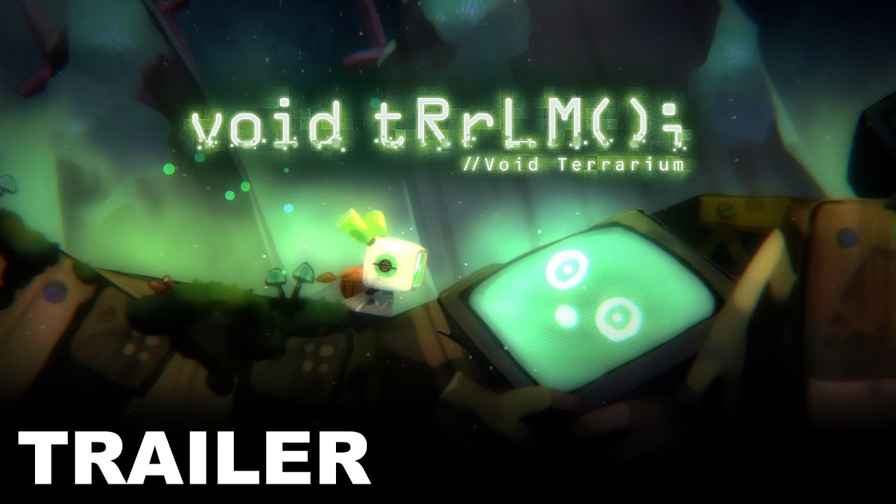 Void Terrarium - Story Trailer (PS4, Nintendo Switch)