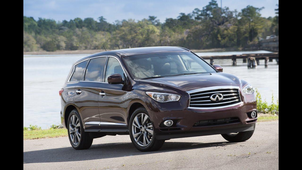 2017 Infiniti Jx35 Qx60 Crossover Drive Review With Infotainment Overview