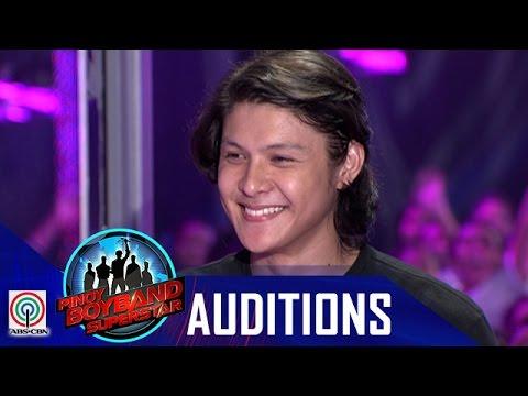 "Pinoy Boyband Superstar Judges' Auditions: Tristan Ramirez  ""Ikaw Lang Ang Aking Mahal"""