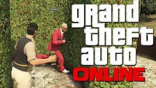 EL LABERINTO - GTA Online con Willy y Vegetta