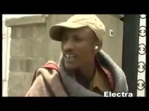 Kibebew Geda - Zebegnaw [ Funny]