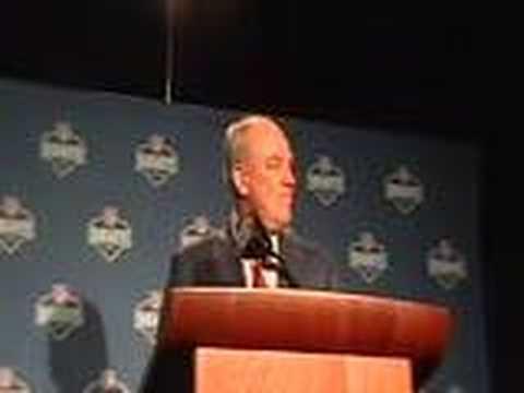 Bob McNair Houston Texans Owner Press Conference