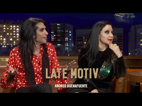 LATE MOTIV - Alaska y Mario. El amor sigue en el aire | #LateMotiv186