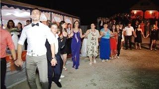 01 Diana si Emilian (nunta 30.08.2014 Samarinesti) Gabi Nistor si Formatia Montana