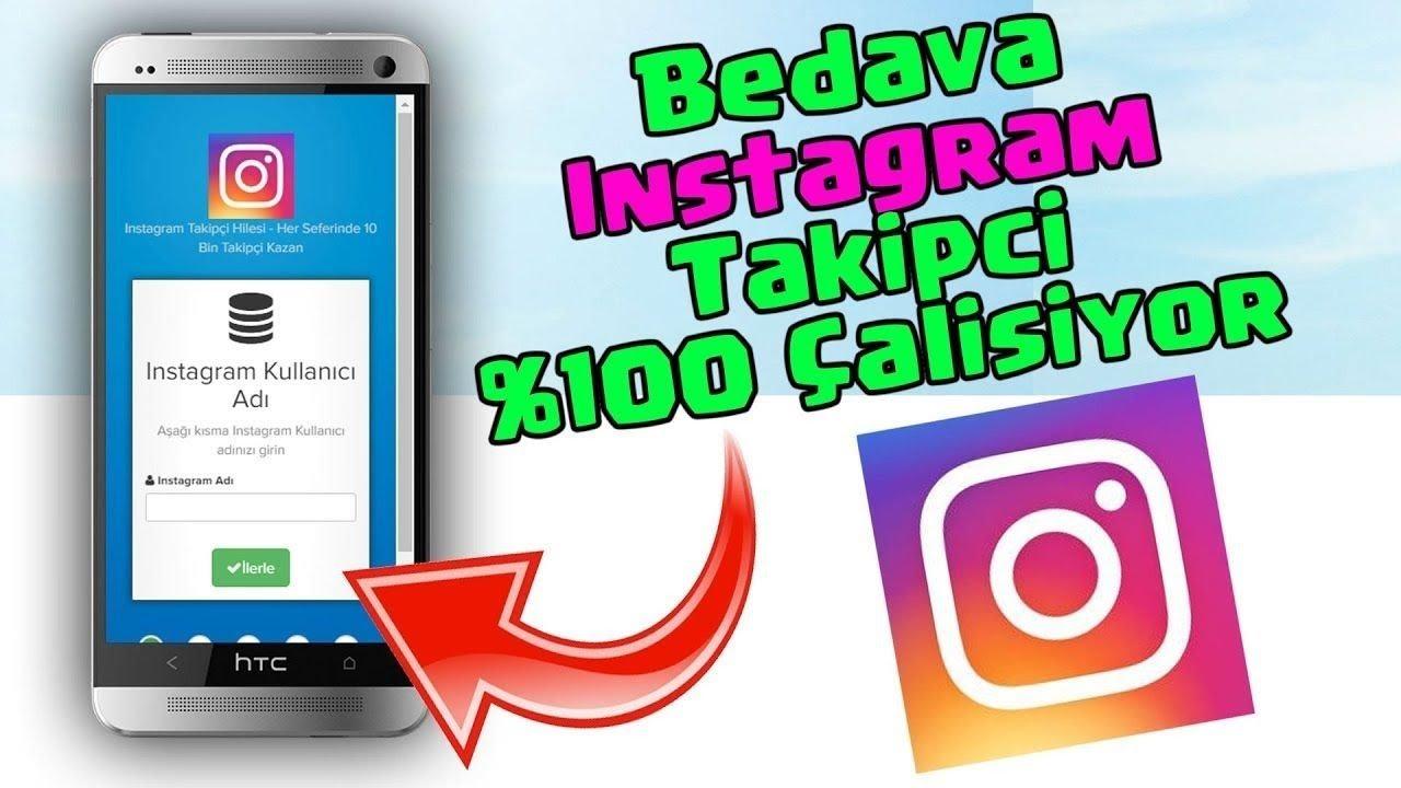 android instagram takipci arttirma