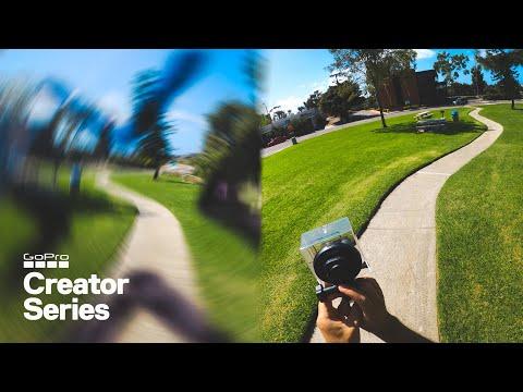 GoPro: Creator Series - Horizon Leveling + MAX HyperSmooth Demo With Abe Kislevitz