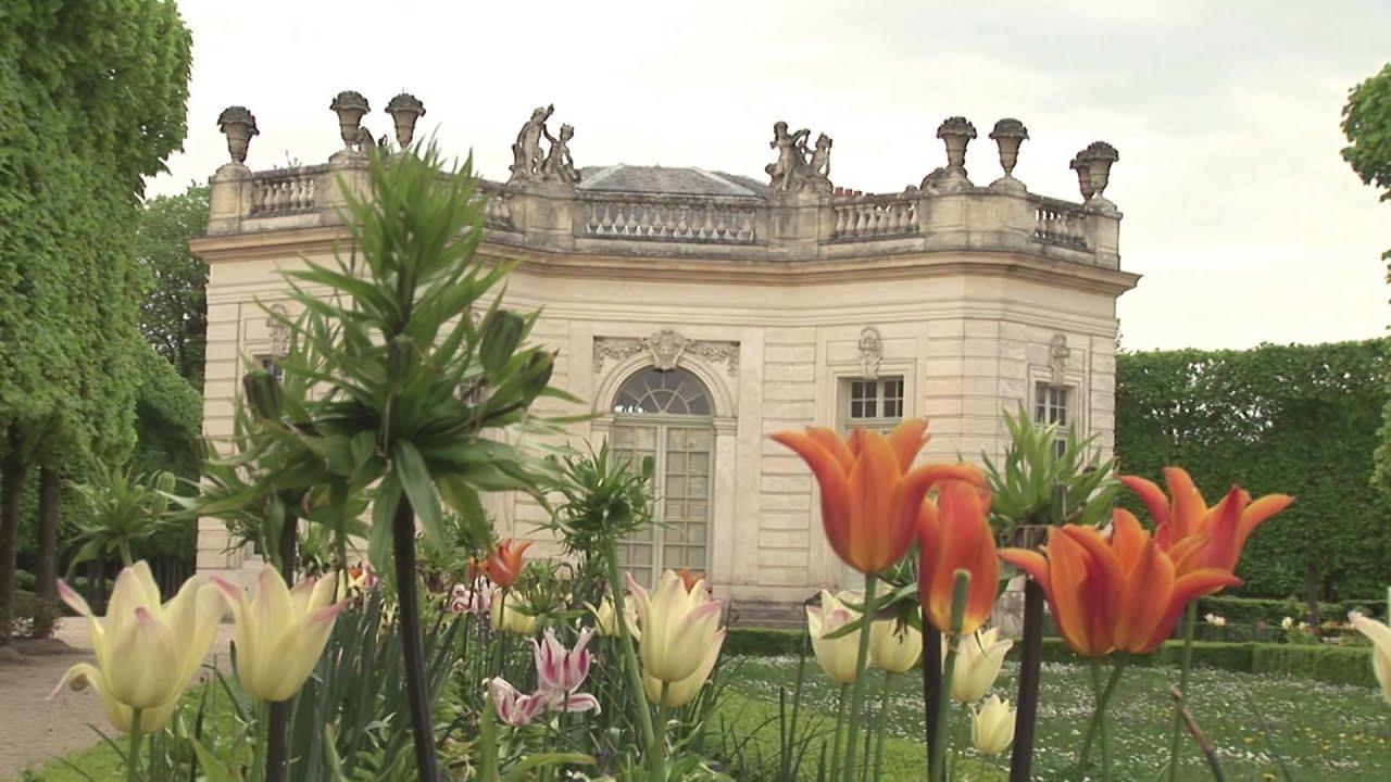 Le jardin la francaise versailles youtube for Jardin a la francaise