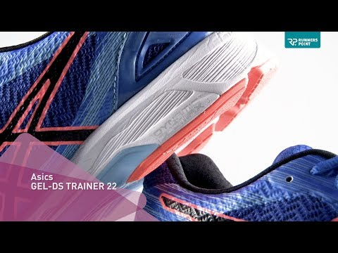 Asics GEL-DS TRAINER 22 - YouTube