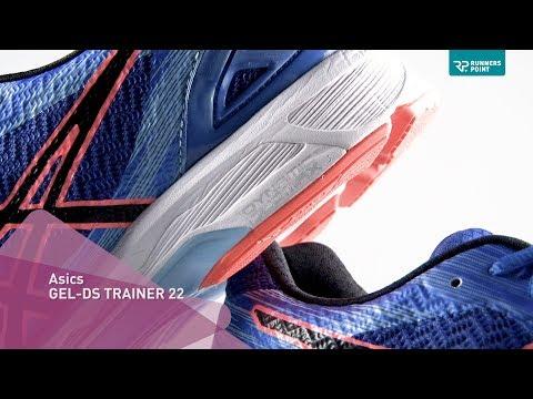 Asics GEL-DS TRAINER 22 - YouTube
