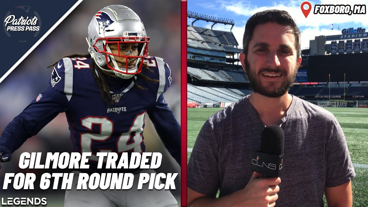 Patriots trade All-Pro CB Stephon Gilmore to Panthers for 2023 sixth ...