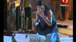Indian drummer Sivamani