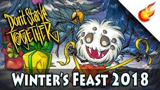 What's New In WINTER'S FEAST 2018 - Don't Starve Together