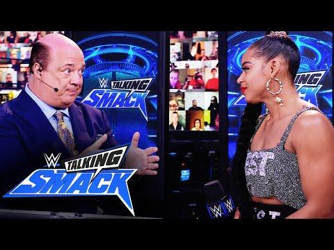 Paul Heyman issues a spoiler about Bianca Belair's future: WWE Talking Smack, Feb. 6, 2021