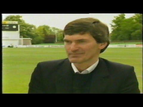 Alan Knott ~ Cricketing Legends