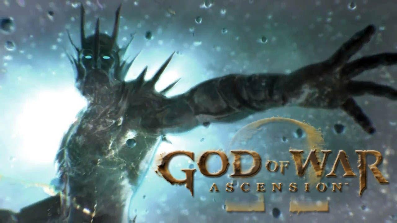 God Of War Ascension Poseidon God Trailer True Hd Quality Youtube
