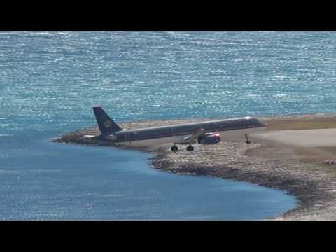*RARE* Airbus A321 Royal Jordanian in Nice !