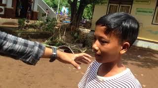 BANJIR BANDANG DI DESA BAKTISERAGE , Singaraja Buleleng