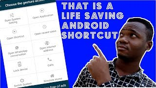 This Smart Phone ShortCut is Just A Life Saver(Check it out)