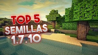 Top 5: semillas para Minecraft 1.7.10