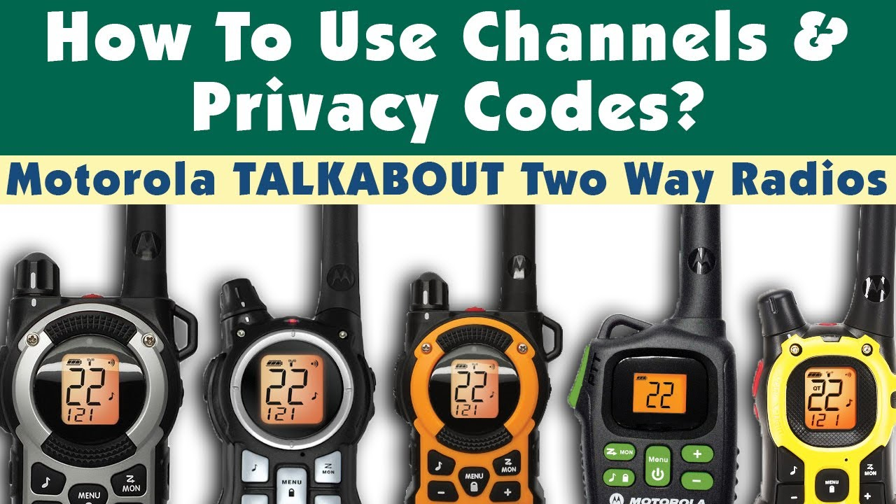 Best Two Way Radios For Hunting in : Walkie-Talkie Reviews